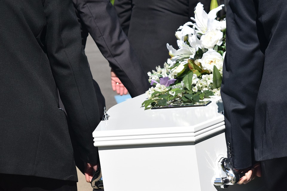 Funding high cost of funerals
