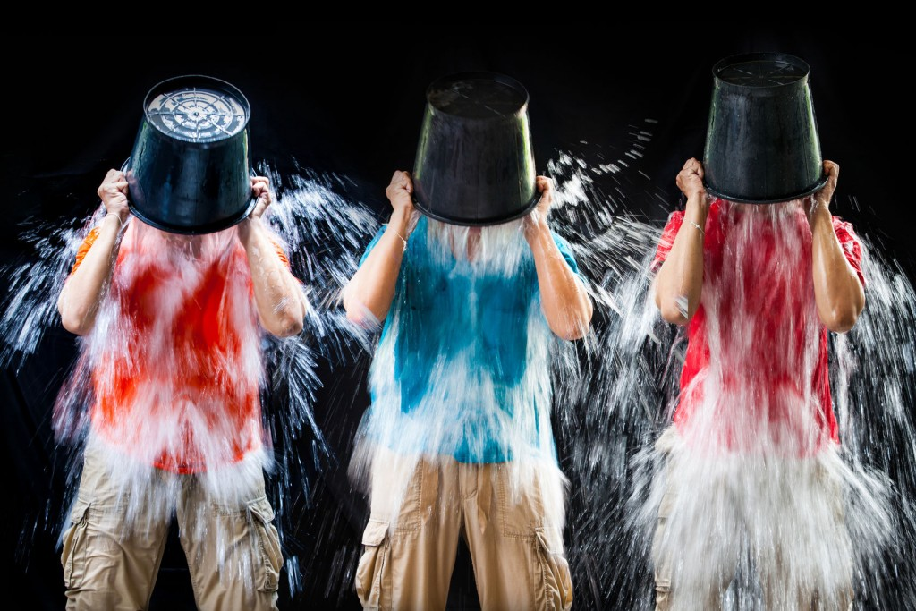 Ice bucket challenge told a story of the need for funding for ALS
