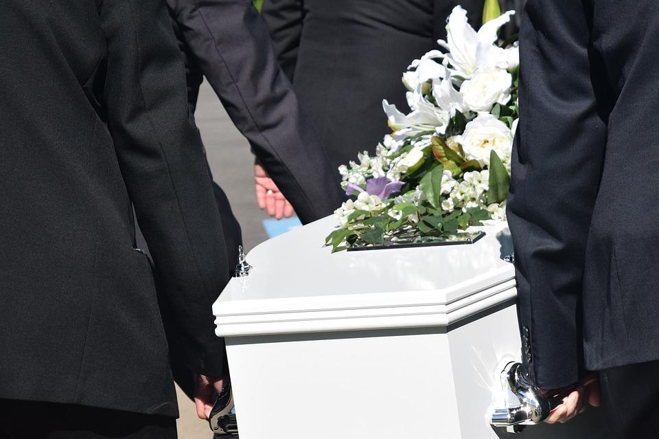 Funding high cost of funerals